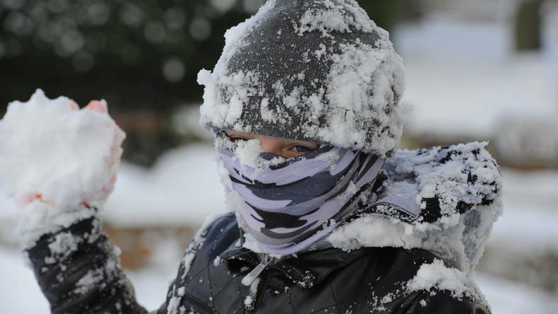 USA: Schüler kippt fast hundert Jahre altes Schneeball-Wurfverbot