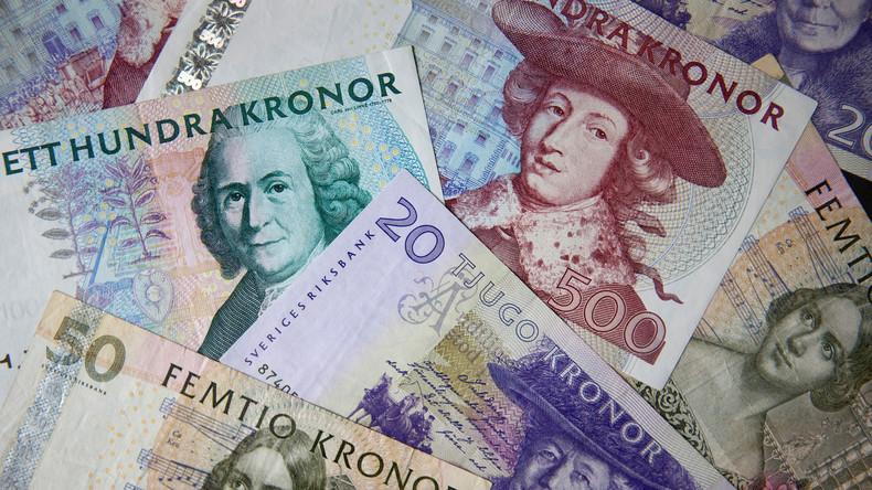 Schwedische Riksbanks-Chefin: In drei bis fünf Jahren wird es kein Bargeld mehr geben
