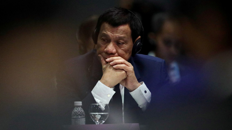 """Duterte wettert gegen katholische Bischöfe: """"Sie sind Dummköpfe"""""""