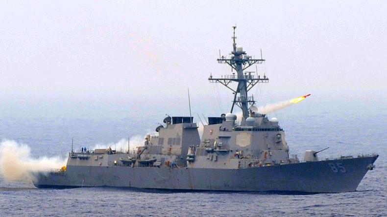 US-Marine provoziert russische Pazifikflotte und will Kriegsschiffe ins Schwarze Meer entsenden