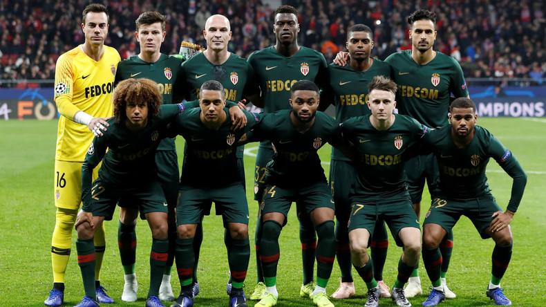"""Spiel zwischen Monaco und Nizza wegen """"Gelbwesten""""-Demos abgesagt"""