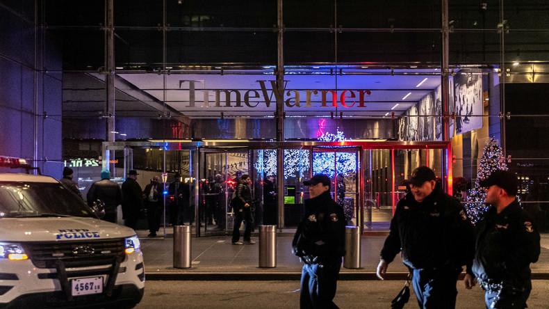 CNN-Büros in New York nach Bombendrohung evakuiert