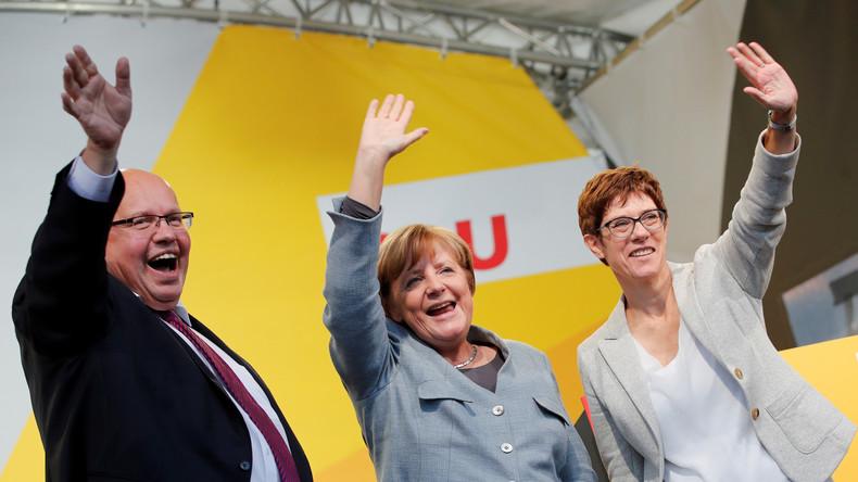 """Wahl des CDU-Vorsitzenden: Altmaier hält """"AKK"""" für die beste Wahl"""