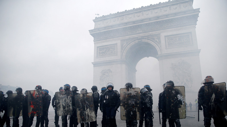 Gelbwesten-Proteste: Frankreich bereitet sich auf neue Ausschreitungen vor