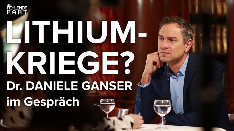 Ressourcenkriege wegen Lithium? Dr. Daniele Ganser zur Energiewende und Elektrofahrzeugen