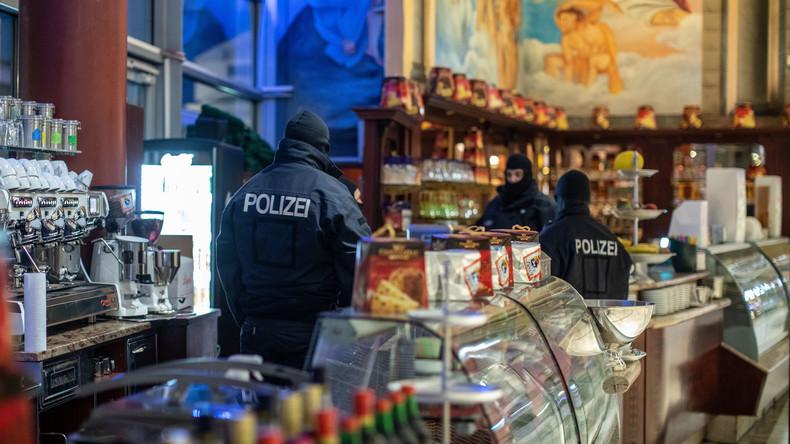 Im Netz der Mafia: Razzia gegen 'Ndrangheta, Ermittlungen gegen Polizei-Beamte