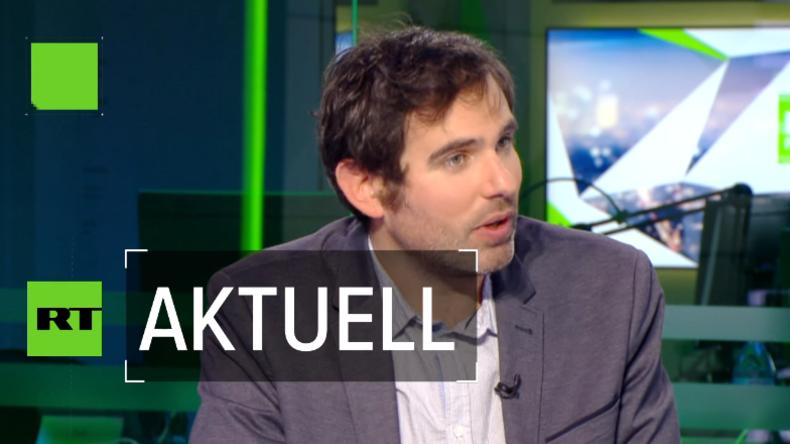 """Chef von Polizeigewerkschaft VIGI zu RT: """"Wir haben dieselben Forderungen wie die Gelbwesten"""""""