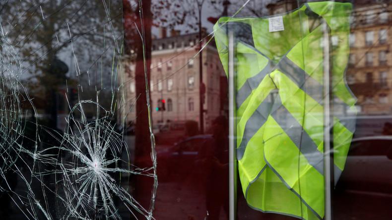Sorge vor Gewalt: Weitere Pariser Denkmäler bleiben geschlossen