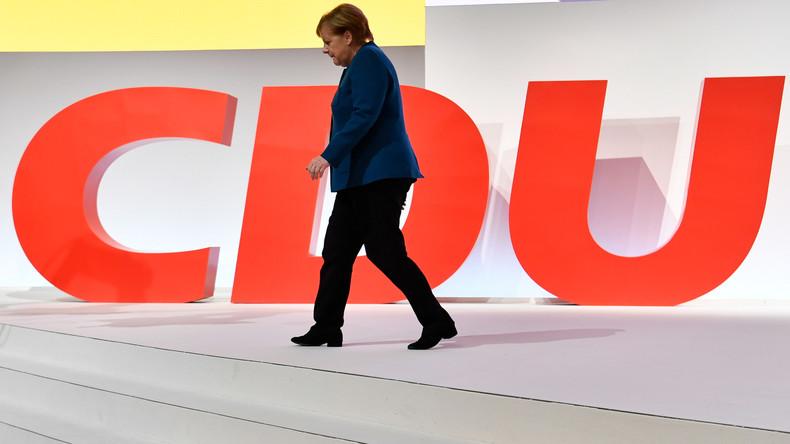 CDU ist Teil des Dieselproblems in Deutschland