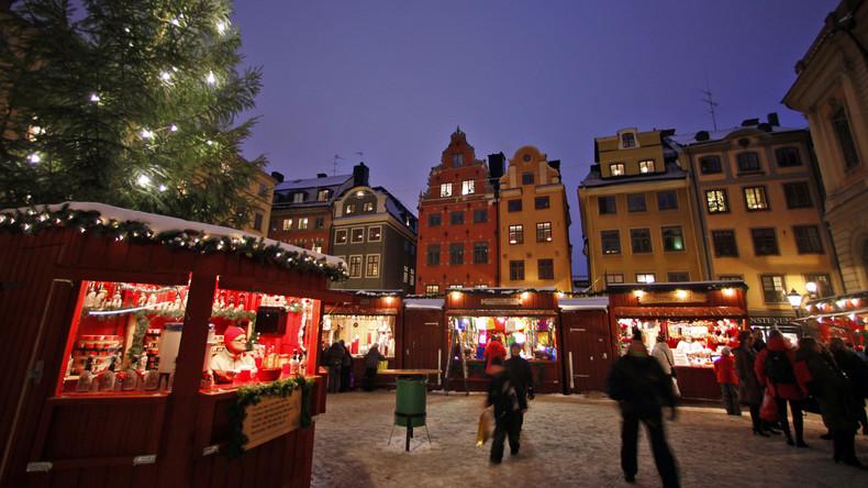 Frohe Winterfeierlichkeiten! Schwedische Zeitung erntet Kritik für politische Korrektheit