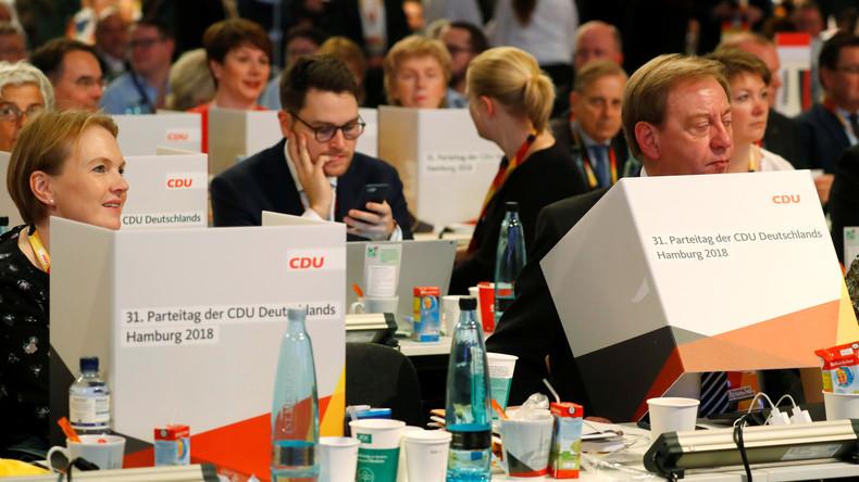 """""""Meilenstein in der Demokratie"""": Mini-Wahlkabinen der CDU werden zum Twitter-Hit"""