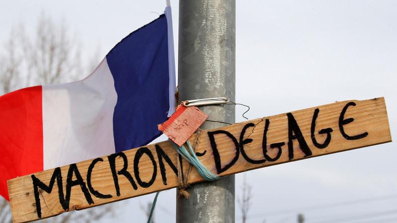 Proteste in Frankreich: Analysten halten Macron für zu arrogant, um Aufstände zu unterdrücken