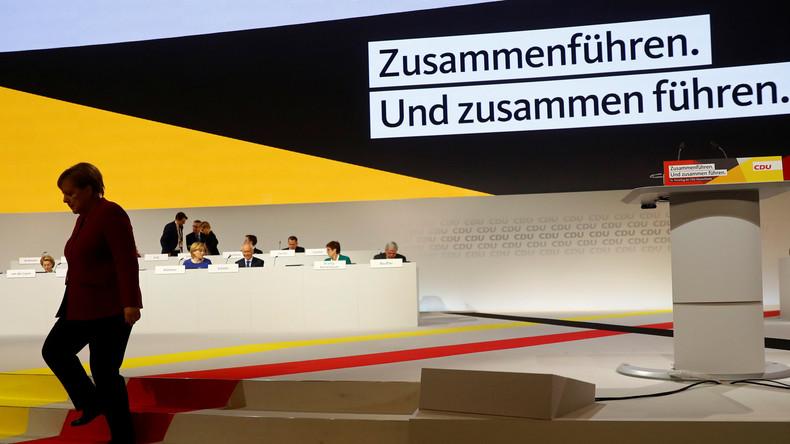 RT Deutsch vor Ort: Hamburg – Fortsetzung und Abschluss des CDU-Bundesparteitags