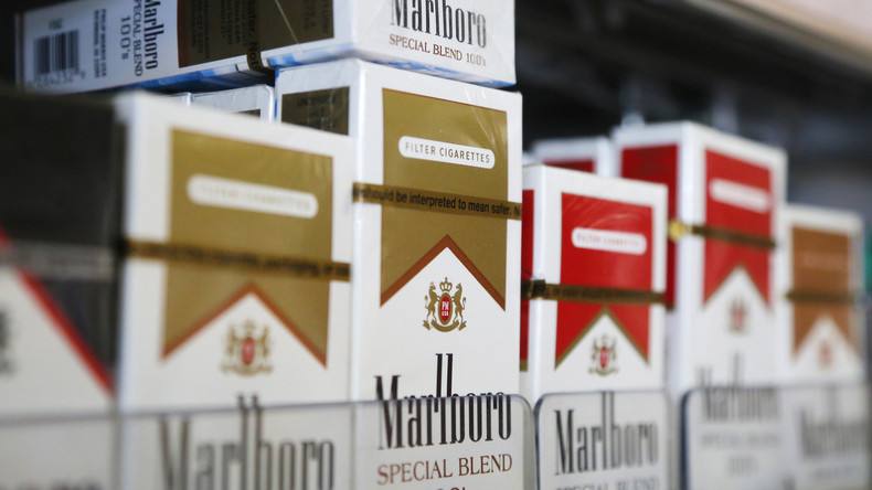 Smoke green: Hersteller von Zigarettenmarke Marlboro steigt in kanadischen Cannabis-Markt ein