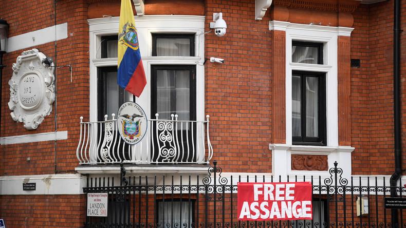 EU-Parlamentarier fordern sichere Ausreise für Julian Assange