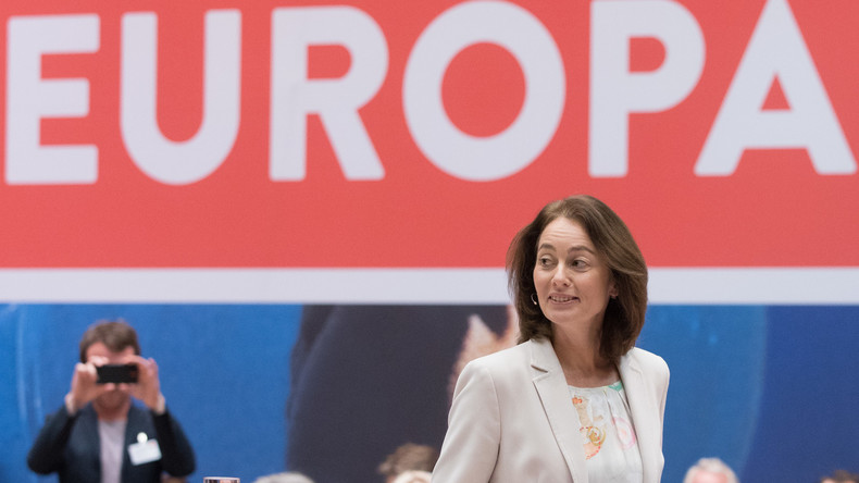 """Katarina Barley zur EU-Spitzenkandidatin gewählt:  SPD ist """"eine großartige, schlagkräftige Partei"""""""
