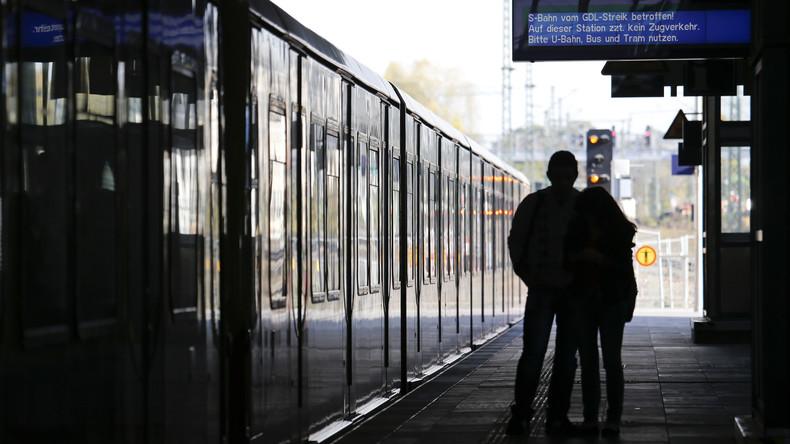 S-Bahn-Streik sorgt in Berlin für Chaos