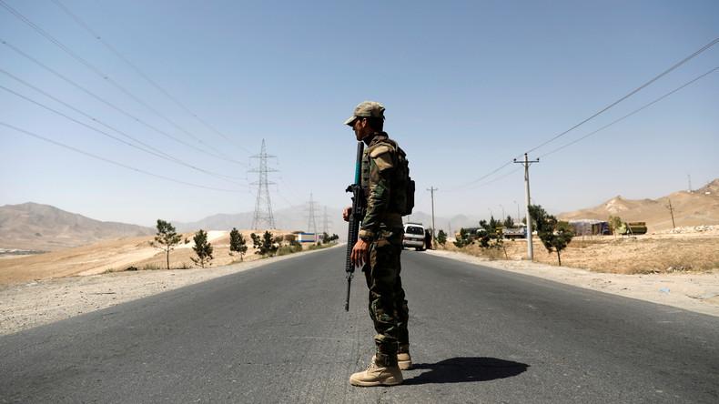 Mindestens 22 tote Sicherheitskräfte in Afghanistan