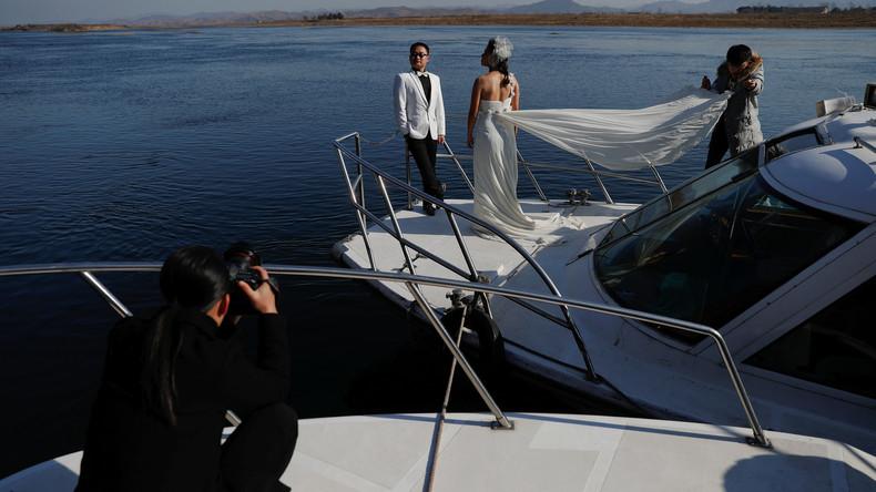 """China will gegen extravagante Hochzeiten und steigende """"Brautpreise"""" vorgehen"""