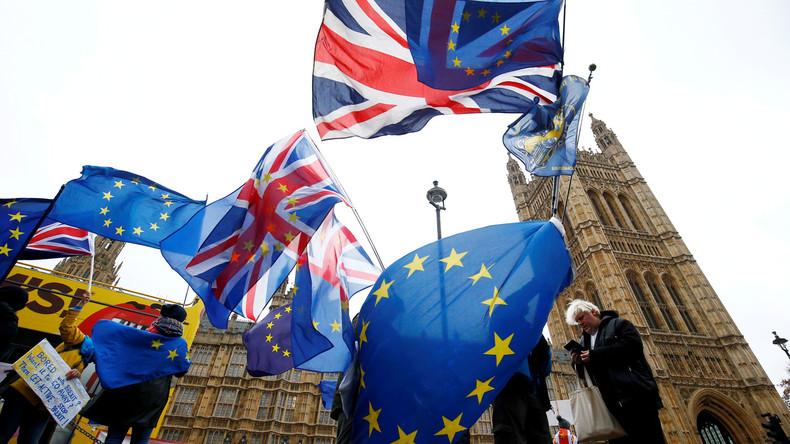 EuGH: Großbritannien kann Brexit ohne EU-Zustimmung stoppen