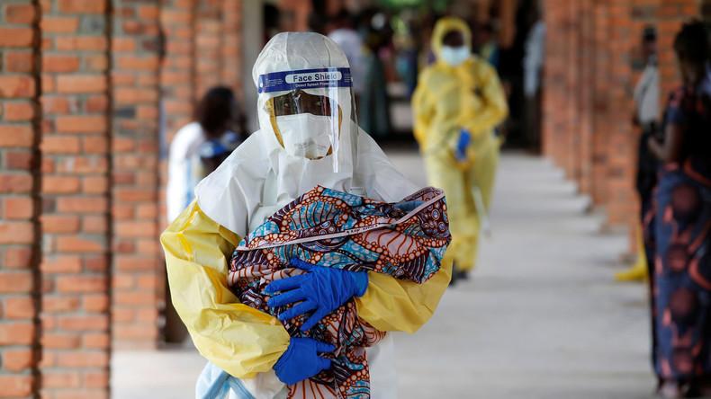 Angst vor Übergreifen der Seuche: Südsudan startet Ebola-Impfungen