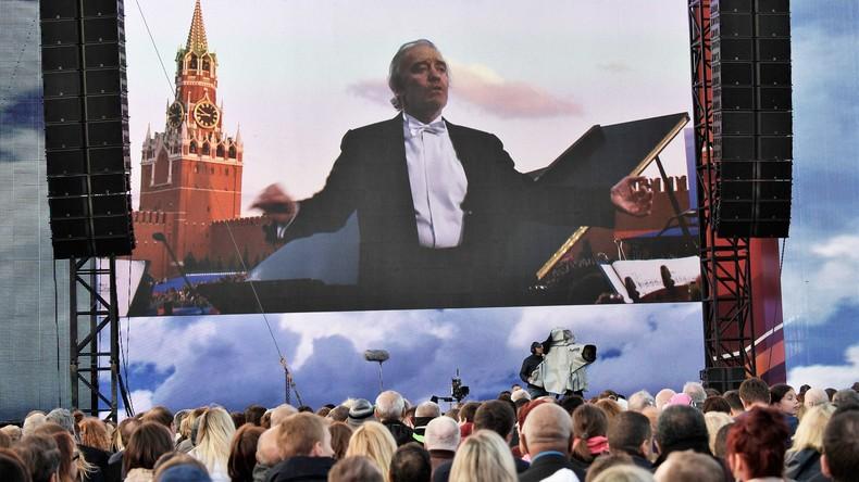 "Große Kulturdiplomatie kommt – Stardirigent Gergijew startet in Berlin ""Russian Seasons"""