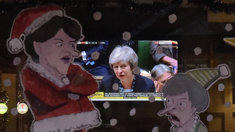 Nach verschobener Brexit-Abstimmung: Nachverhandlungen sind Theresa Mays letzte Hoffnung