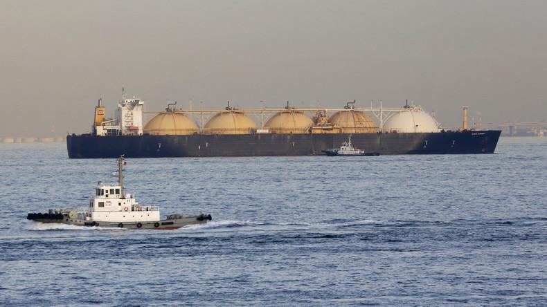 Nur für kurze Zeit: Australien überholt Katar als weltweit führender LNG-Exporteur
