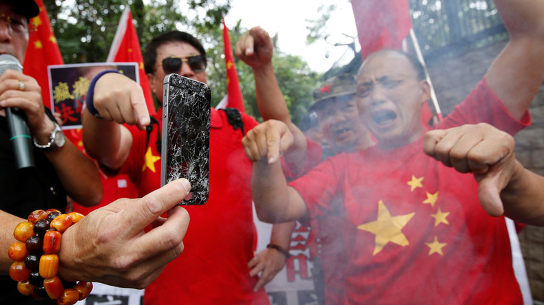 Schlag gegen USA: China verbietet iPhone-Verkauf wegen Patentverletzungen