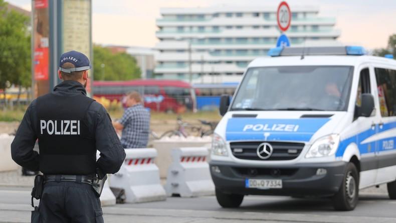 Großrazzia in Sachsen: Bundespolizei geht  gegen Hehlerbande vor