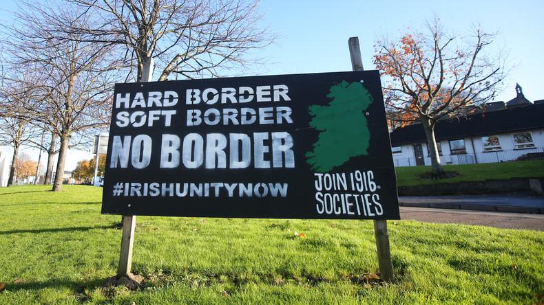 Ex-Vize-Premier Irlands: Brexit könnte zur Abspaltung Nordirlands von Großbritannien führen (Video)