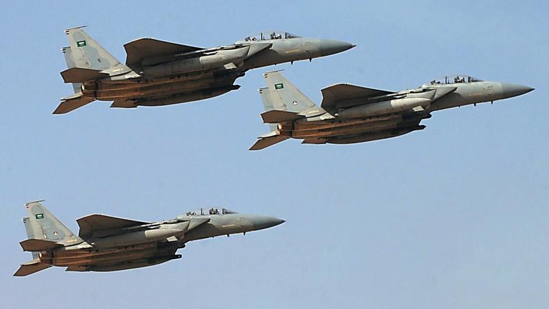 Fehler in der Buchhaltung: US-Steuerzahler zahlen für Treibstoff saudischer Kampfjets im Jemen