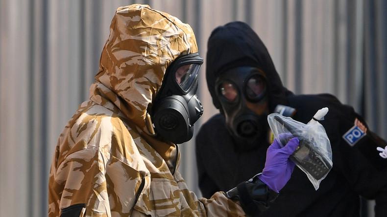 Britische Antiterrorbehörde warnt vor Chemiewaffenanschlag durch den IS