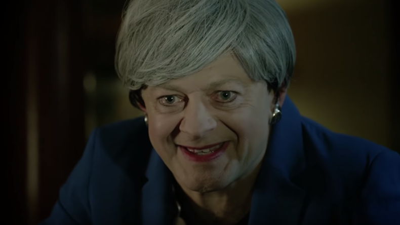 """Mein Eigen, mein Liebes, mein Brexit"" - Gollum-Darsteller verspottet Theresa May in viralem Video"