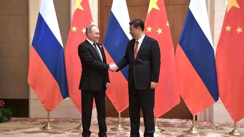 Russland übertrifft China in den Top 3 der aufstrebenden Volkswirtschaften