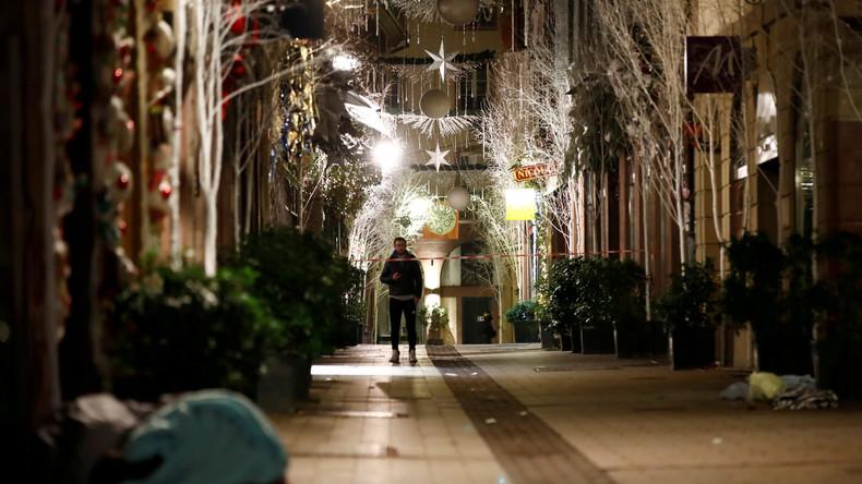 Nach Anschlag auf Straßburger Weihnachtsmarkt: Täter weiter auf der Flucht