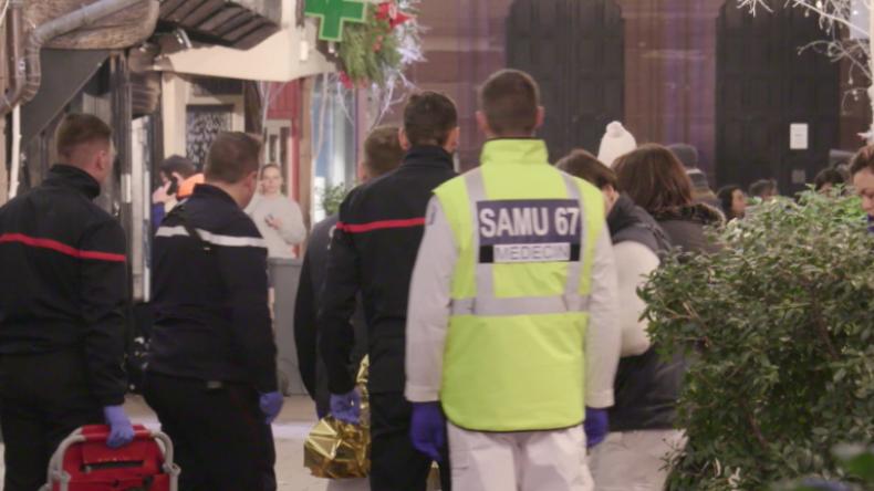 Terror im Herzen der EU? Mann eröffnet Feuer auf Weihnachtsmarkt in Straßburg - Tote und Verletzte