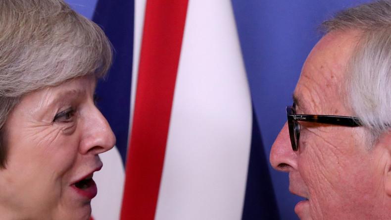 Theresa May muss sich Misstrauensabstimmung stellen