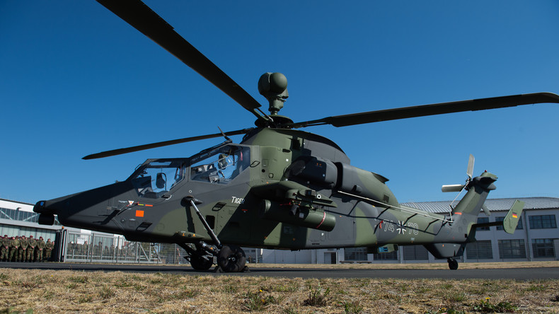 Wartungsfehler war Ursache für Bundeswehr-Hubschrauber-Absturz in Mali