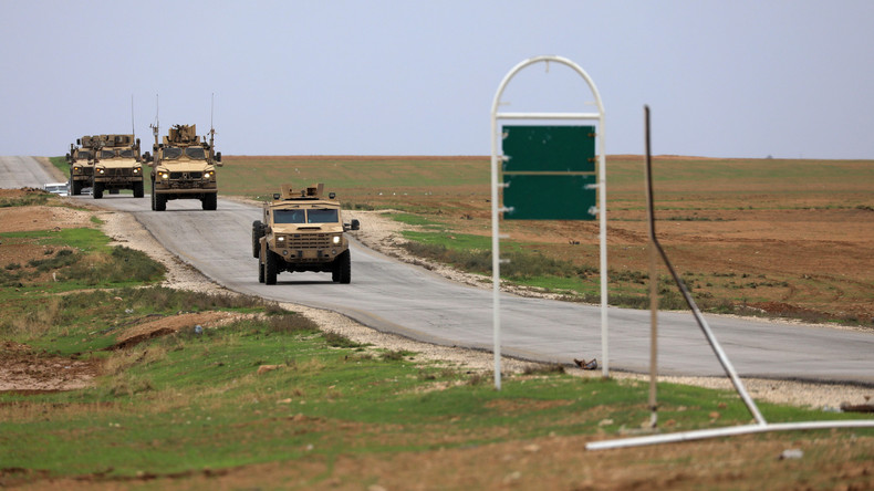 US-Armee stationiert Beobachtungsposten in Syrien an Grenze zur Türkei