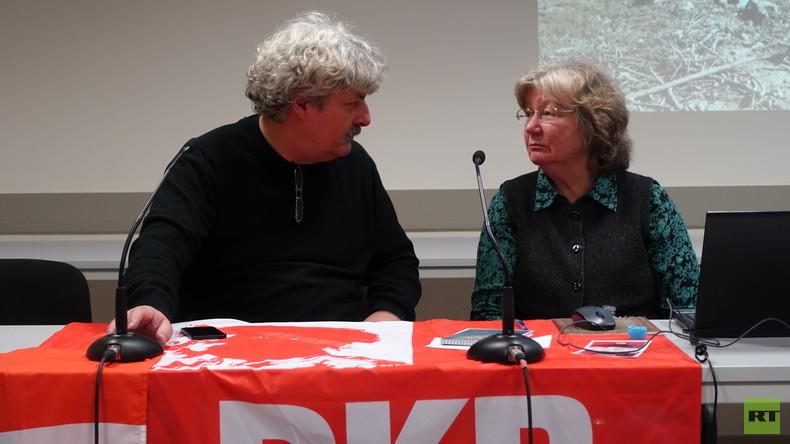 Wer verhindert den Frieden in Syrien? Veranstaltung mit Karin Leukefeld