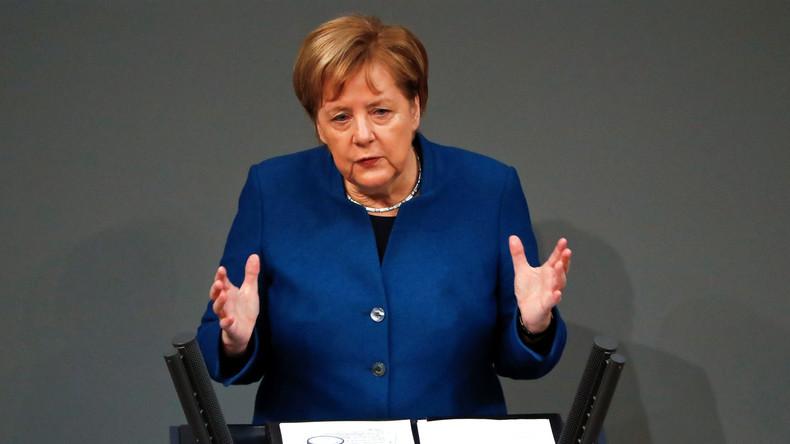 Live Merkel Spricht Im Bundestag Zu Brexit Eu Gipfel Und G20 Rt