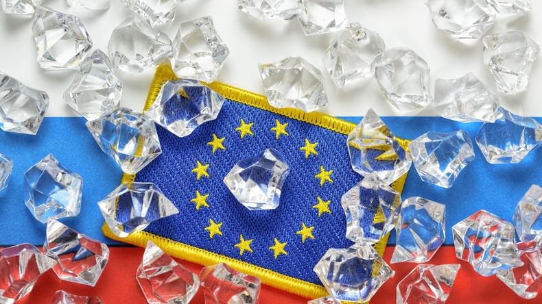 Merkel will auf EU-Gipfel Sanktionen gegen Russland verlängern