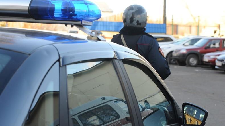 Südrussland: Unbekannter wirft Handgranate auf Sicherheitskräfte