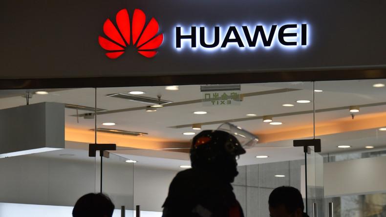 Affäre um Huawei-Finanzchefin: Zweiter Kanadier in China in Haft
