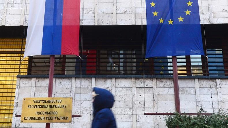 Russland weist slowakischen Militärdiplomaten aus