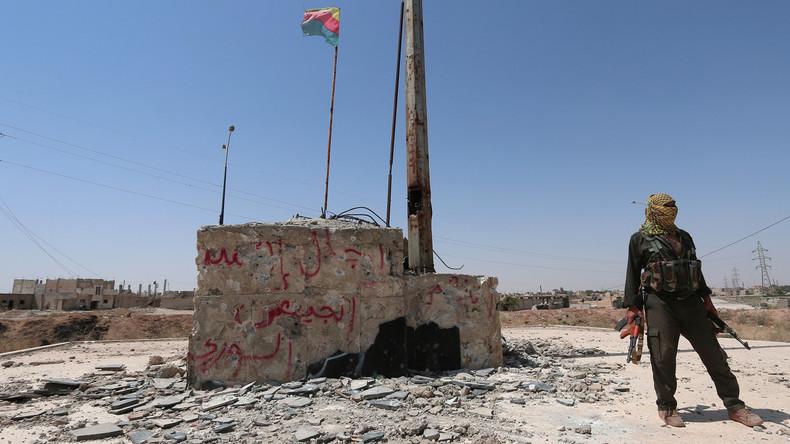 Syriens Kurden verkünden nach türkischer Drohung Generalmobilmachung