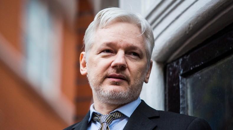"""Assange: """"Man will mich zum Schweigen bringen – nur auf raffiniertere Art als Khashoggi"""""""