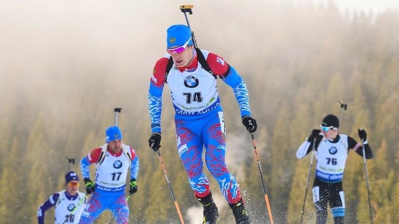 Österreichische Polizei in Hochfilzen befragt russische Biathleten über vermeintliche Dopingverstöße