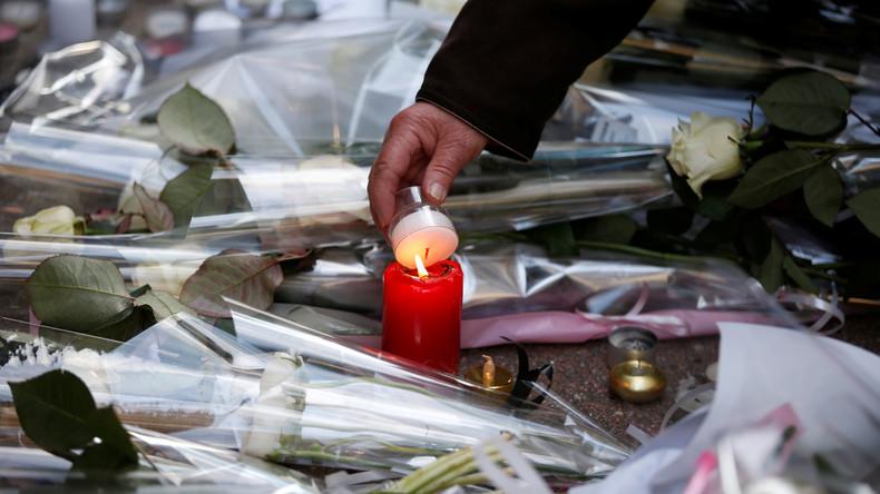 Zahl der Todesopfer nach Straßburger Terroranschlag steigt auf drei